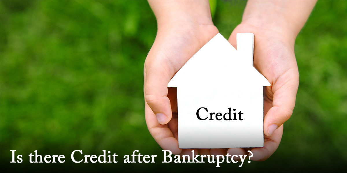 Credit after bankruptcy