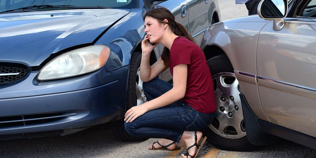 Automobile Accident - What to do after it happens